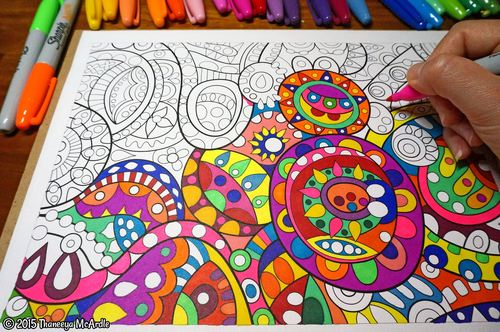 Adult Colouring Books Remind us that Innovation lies outside ...